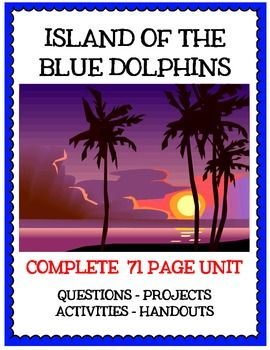 essay questions for island of the blue dolphins The island of the blue dolphins: essay q&a  turns her back on the destruction  of animals and so we are once more invited to question their mistreatment.