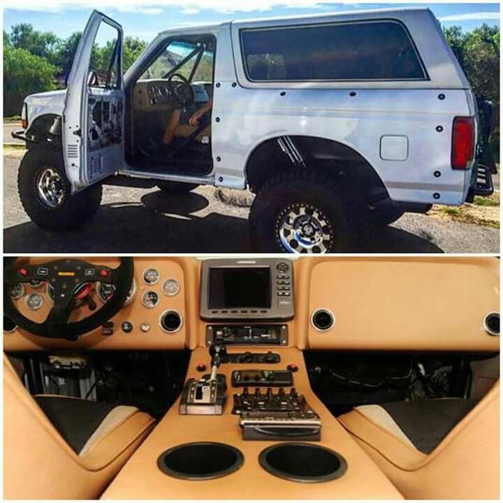 Prerunner bronco | If it weren't for trucks we wouldn't ...