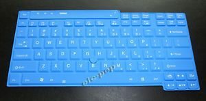 Keyboard skin for IBM Lenovo ThinkPad X200 X201 X201s X300 X301 T400 T500 W500
