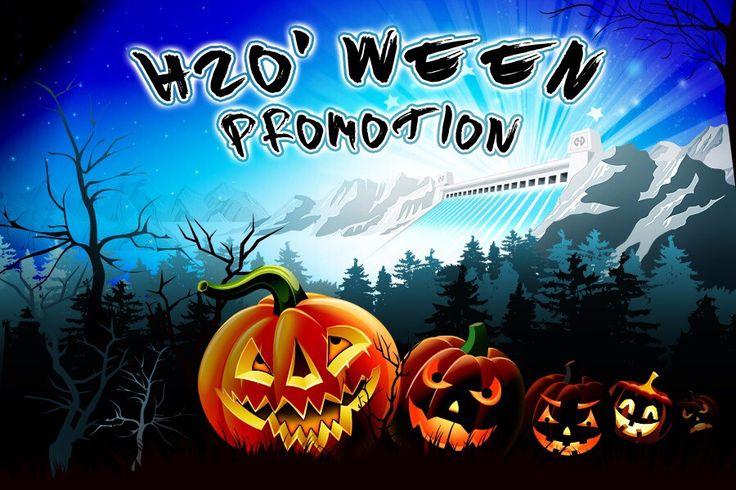 HydroMiner Halloween PROMO: 20% Bonus Insgesamt denn Wer Investiert Mehr Als 11 Ether Heute!  Glücklich H2O'ween!  Es ist Halloween und es alle leckereien für HydroMiners...  Nur am 31st Oktober (Ortszeit Wien österreich) wenn Sie dazu beitragen mindestens 11 Äther um die derzeit laufende token Verkauf erhalten Sie einen zusätzlichen bonus von 5%.  Um den bonus in Anspruch nehmen  join the token Verkauf an http://ift.tt/2wGJlcq und tragen über 11 ETH;  finden Sie die Transaktions-ID (auch…