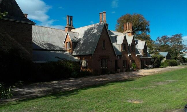 "Beautiful building. ""The Grange"", Campbell Town, Tasmania"