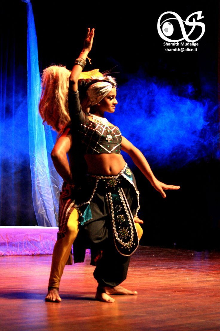 South Asian Classical Dance
