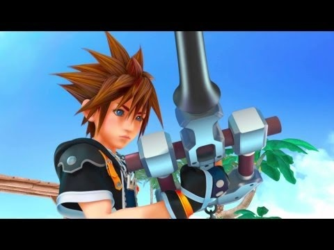 Kingdom Hearts 3 Trailer, coming to PS4 and XB1 // I am a grown man and I'm not ashamed to say I am beyond excited to play this.