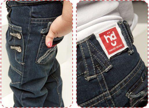 Havoc Denim - Boys Designer Jeans