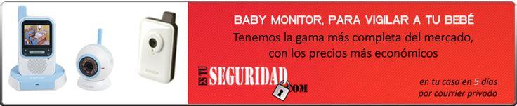 Tienda de Vigila bebés Productos para tu seguridad
