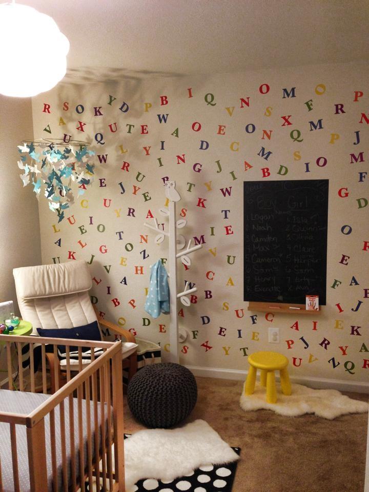 My baby room!