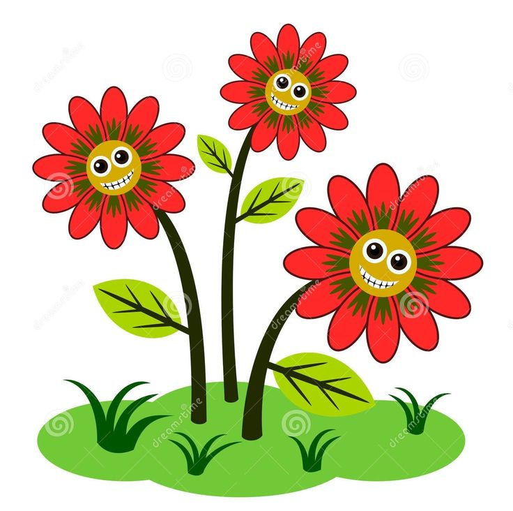 Gallery For Happy Flowers Clip Art