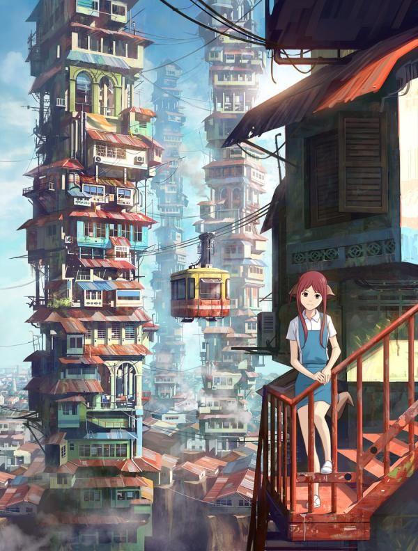 mangaDigitalart, Artists, Animal Character, Animal Art, Chong Feigiap, Illustration, Girls Room, Digital Art, Manga