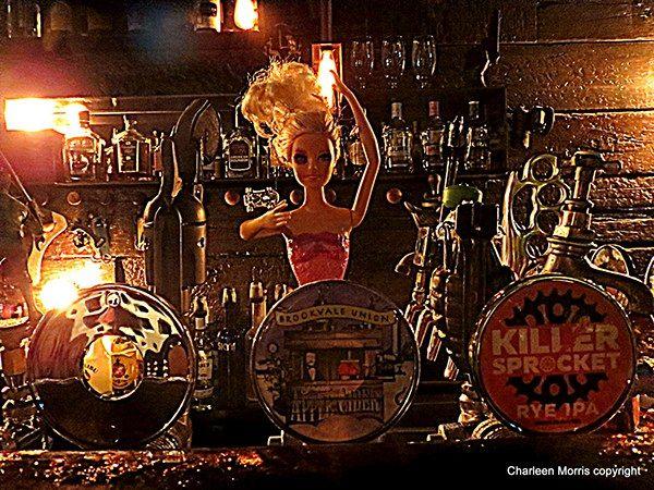 "In ""Ze Pickle"" Burleigh Heads Australia by Charleen Morris, via Behance"