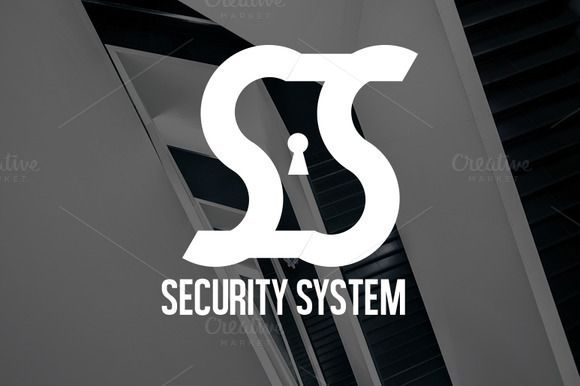 Security System Logo by Magoo Studio on Creative Market