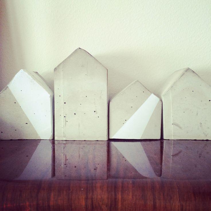 DIY concretehouses