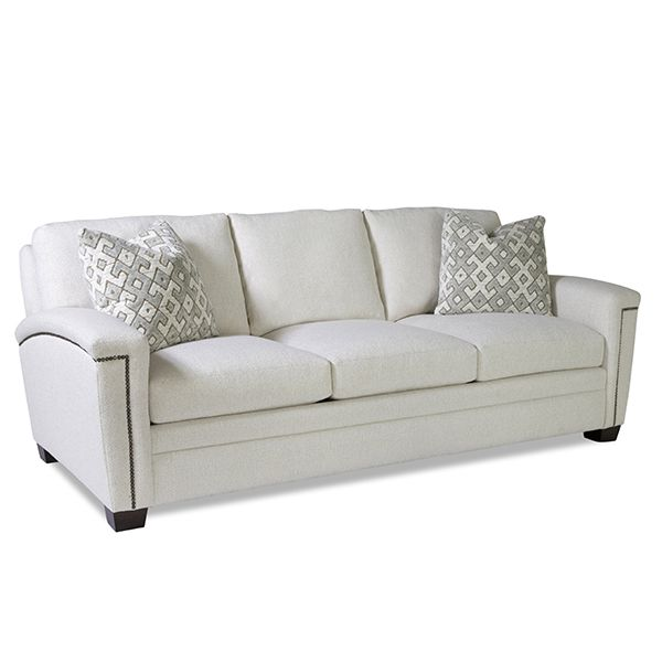 The Padded Bowed Arm On The Huntington House Sofa Is Unlike Anything Weu0027ve  Ever Seen!