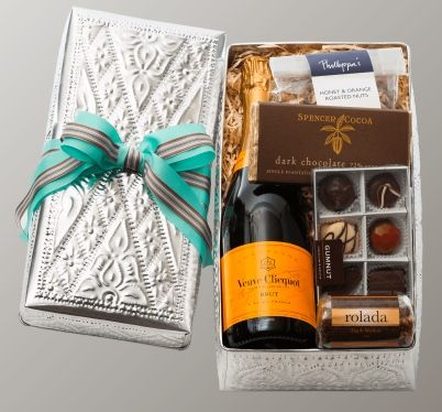 Surprise your clients with a memorable gift by thinking out of the box and sending a 'Christmas in July' hamper from HIP HAMPERS.