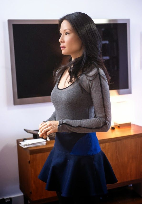 If you don't watch Elementary, you're missing out and probably should. First of all, it's a great show. Second, Lucy Liu/her character Joan ...