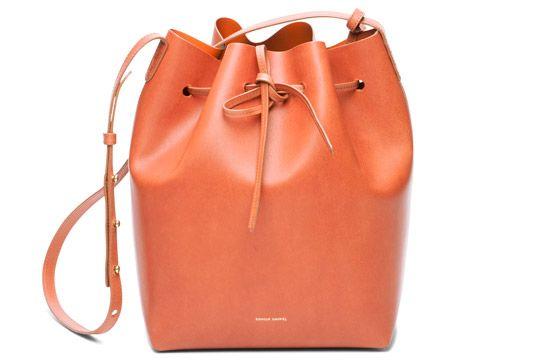 Mansur Gavriel - Bucket Bags, Colorblock Purses 2014