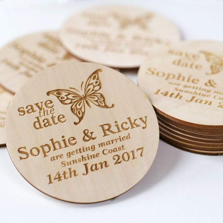 Cheap Elegant Wedding Invitations, Buy Quality Wedding Invitations Directly  From China Wedding Favors Suppliers: Butterfly Stlyes Wedding Save The Date  ...