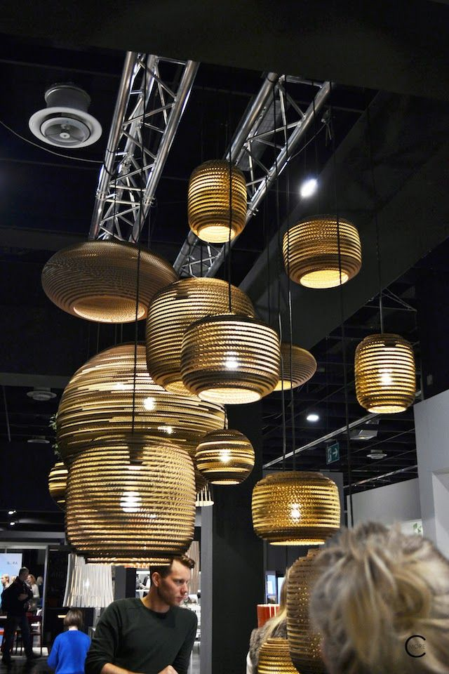 Lighting fixtures by Greypants spotted by C-More interiorblog at IMM Cologne 2015   C-More |design + interieur + trends + prognose + concept + advies + ontwerp + cursus + workshops