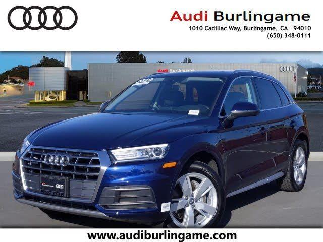 2018 Audi Q5 For Sale In San Francisco Ca Cargurus Audi Q5 Audi Technology Package