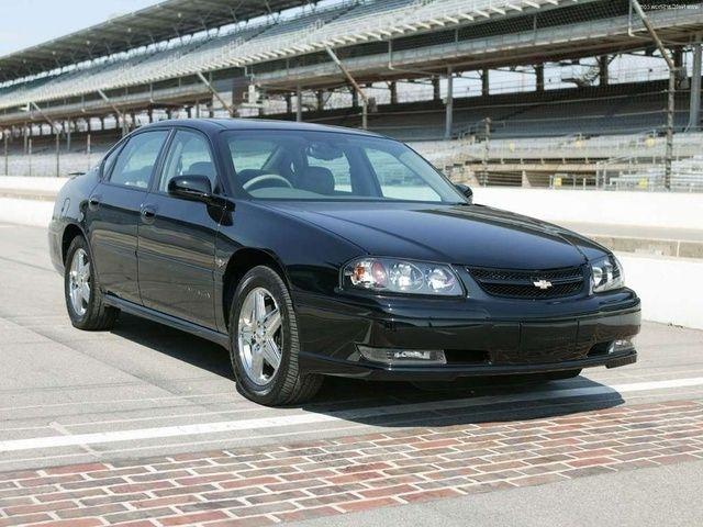 Wonderful 2004 Chevrolet Impala Photos Gallery