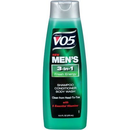 PACK OF 12 - Alberto VO5 Men's 3-in-1 Fresh Energy Shampoo, Conditioner   Body Wash, 12.5 fl oz >>> Check out the image by visiting the link. #hairtreatment