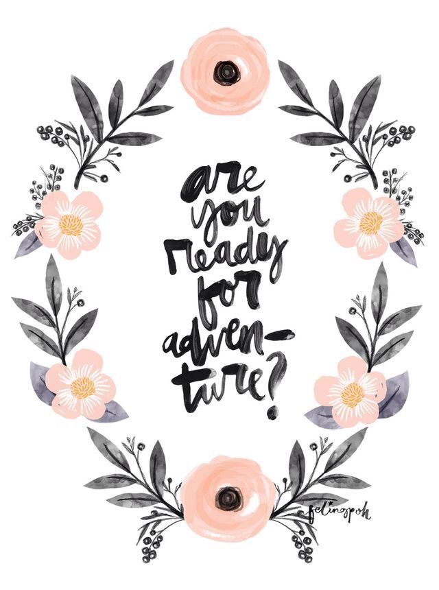 Лет девушка, фразы на открытку в цветы