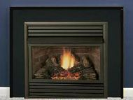 Gas fireplace blower and Fireplace blower