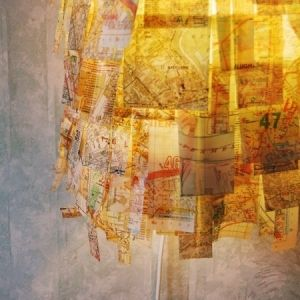 lamp shade by corinne