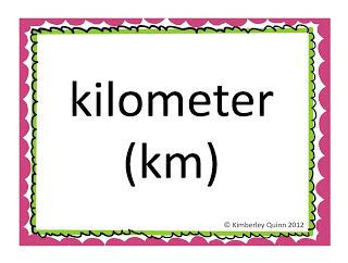 Metric Posters  These are a set of seven posters (kilometer hectometer dekameter meters decimeter centimeter and millimeter) - one set in color the other in black and white.  click on image to go to freebie  click on image to go to freebie  Print laminate and hang. These are a great reference for your students when they are tackling metric conversions.  I have also used them during whole group instruction - I pass out all seven posters and then have the seven students get themselves in the…