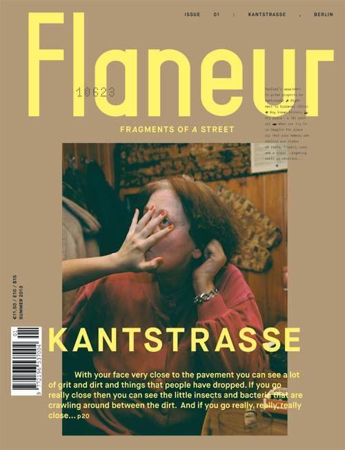 my-tumblrisbetterthanyours:  http://www.flaneur-magazine.com/
