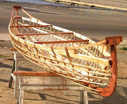 skin on frame boats - Google Search   Wood Kayak & Canoe ...