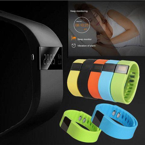 FitPro Smart Wristband Bluetooth Pedometer, Calories & Sleep