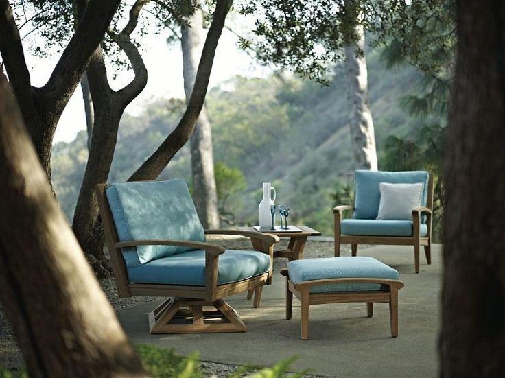 Salon de jardin en teck – de l'élégance et du luxe en extérieur