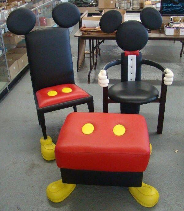 Mickey Mouse Room, Mickey Mouse Bedroom