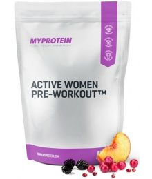 MyProtein Active Women Pre-Workout™ 500 g
