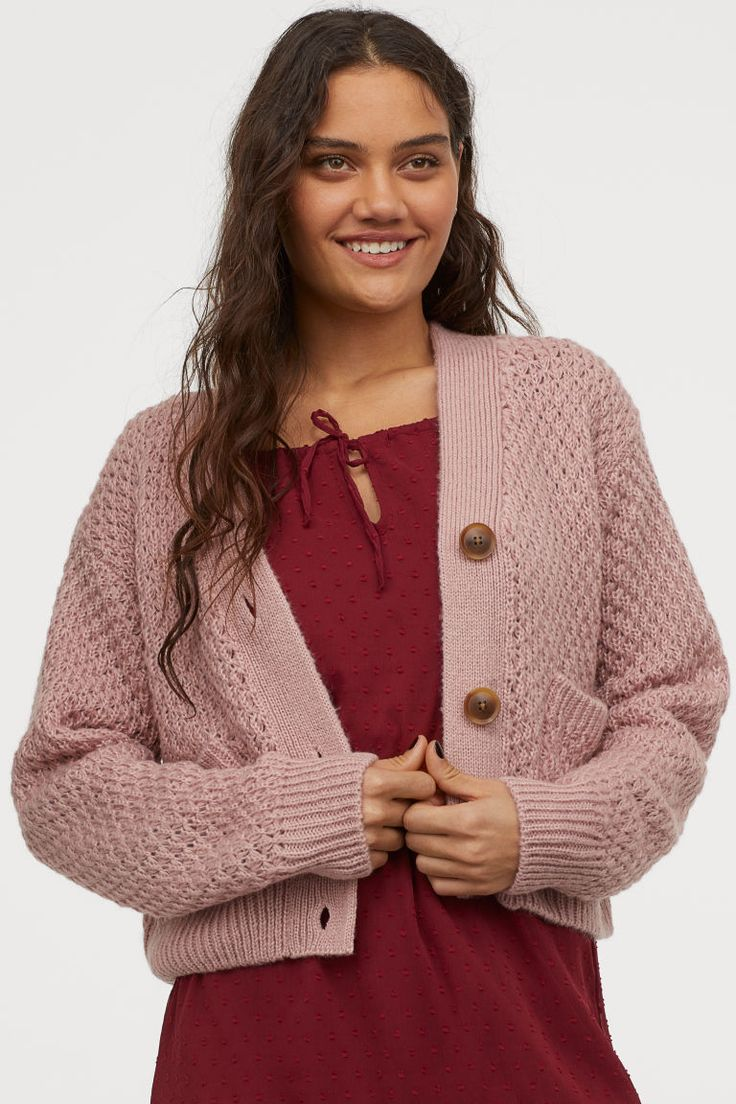 Schwerstrick Cardigan Clothes Fashion Sweaters