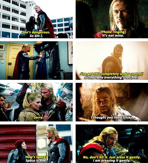 Thor my most favorite Avenger of all time!