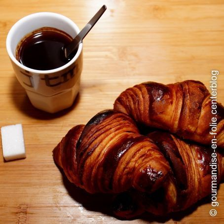 Croissant francês legítimo
