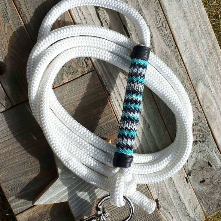 Show Horse Lead Rope, Turquoise, Native American Design, Navajo, End Splice | Sporting Goods, Outdoor Sports, Equestrian | eBay!