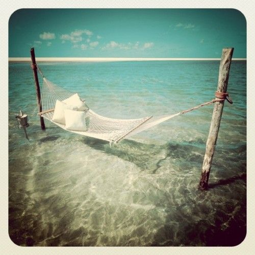 I want to do this on my next tropical vacation!Ideas, Spring Breaking, Favorite Places, Dreams, Hammocks, Beautiful Places, Backyards, Heavens, The Sea