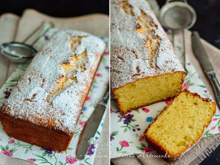 Самый вкусный творожный кекс: 2 варианта: flowerohyeh