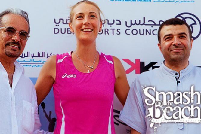 Il beach tennis vivrà un futuro di grandi successi a Dubai
