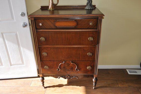 Reserved For Annemarie Antique Dresser Build By John