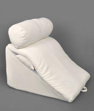 Ergo Comfort Top - Backrest Pillow Form - Footrest as well.: