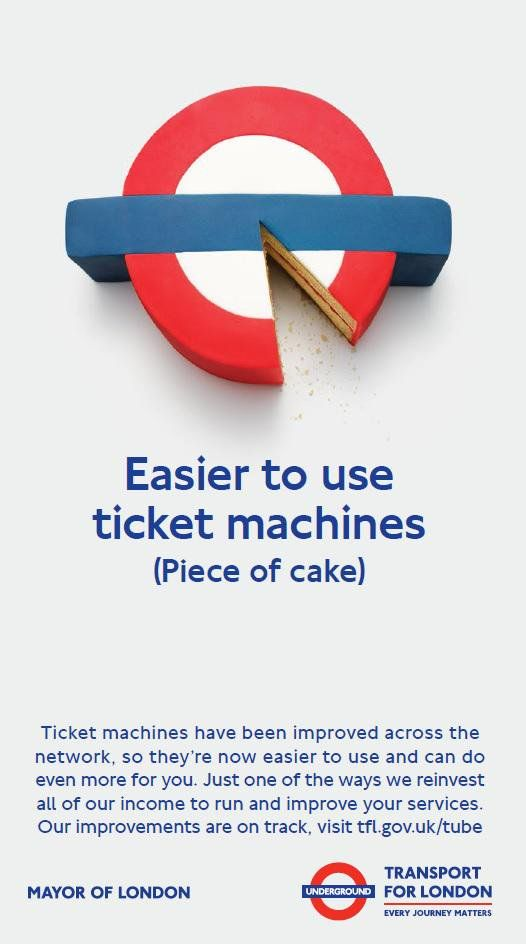Image result for transport for london every journey matters campaign