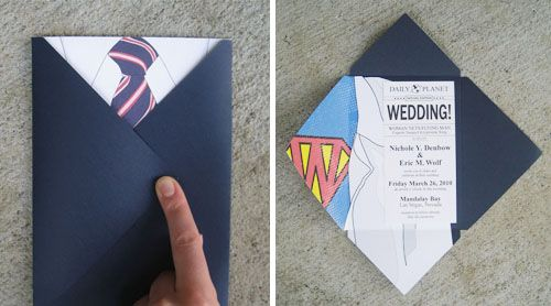 Quand les geeks se marient   Blabla Mariage   Queen For A Day - Blog mariage