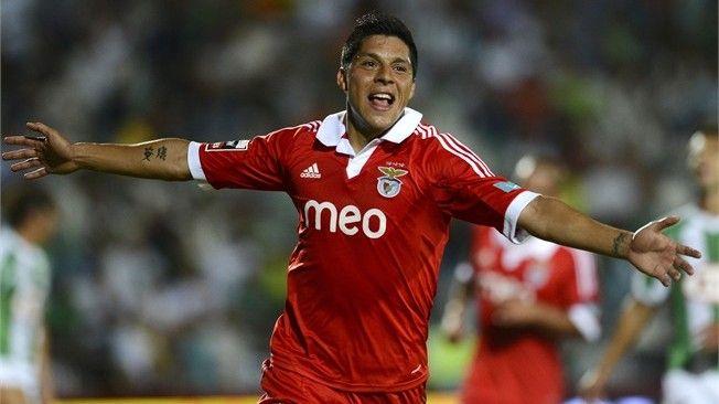 Man United chi 30 triệu Euro chiêu mộ Benfica Enzo Perez