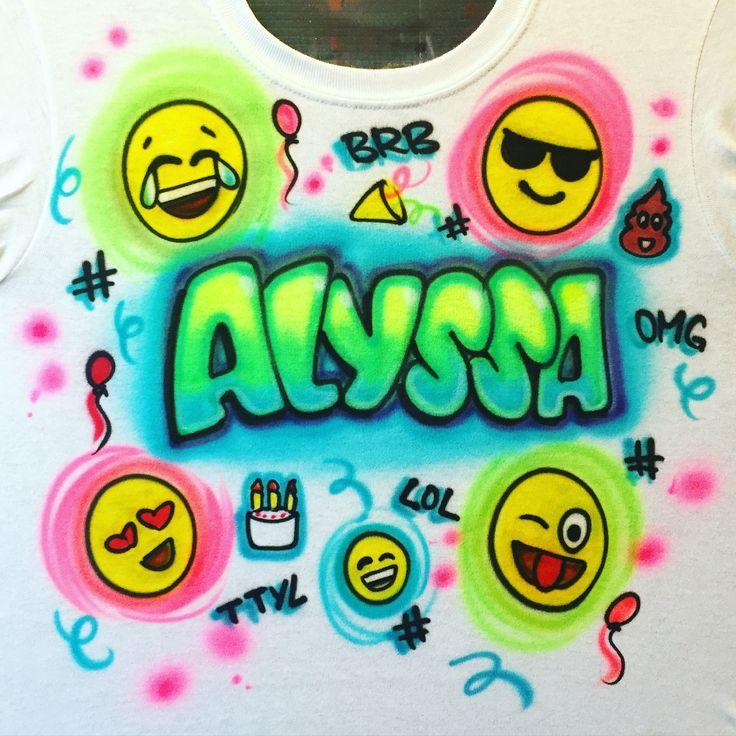 Emoji Name Design