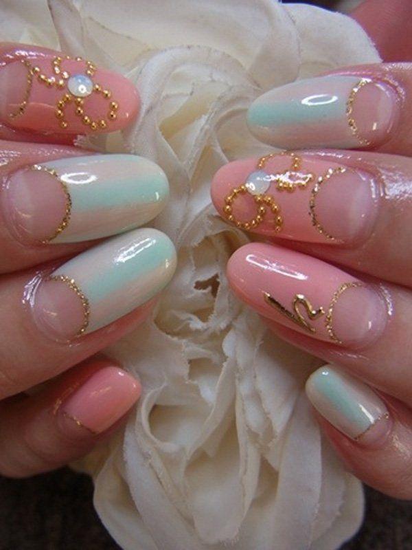 93 best nail designs I covert images on Pinterest | Nail art designs ...