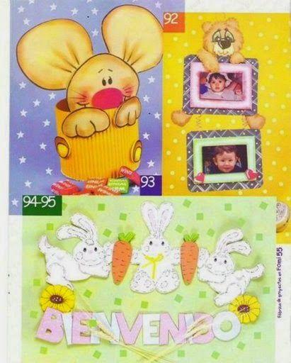 124 best manualidades en foami images on pinterest jelly for Puertas decoradas para el 10 de mayo