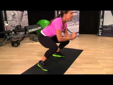 FAT TORCHING WORKOUT   Samantha Clayton's Body Blast   Herbalife Fitness